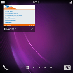 BlackBerry Q10 - Internet - internetten - Stap 14