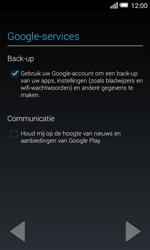 Alcatel POP S3 - apps - account instellen - stap 14