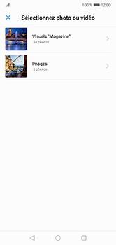 Huawei P20 lite - E-mails - Envoyer un e-mail - Étape 13