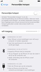 Apple iphone-7-met- ios-12-model-a1778 - WiFi - Mobiele hotspot instellen - Stap 4