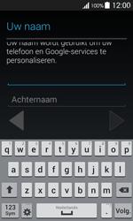Samsung G357 Galaxy Ace 4 - Applicaties - Account instellen - Stap 6