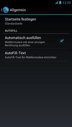 Alcatel One Touch Idol - Internet und Datenroaming - manuelle Konfiguration - Schritt 23