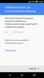 HTC One A9 - Apps - Konto anlegen und einrichten - 14 / 22