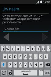 Samsung Galaxy Young2 (SM-G130HN) - Applicaties - Account aanmaken - Stap 5