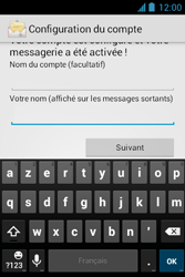Bouygues Telecom Bs 351 - E-mails - Ajouter ou modifier un compte e-mail - Étape 20