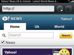 BlackBerry 9320 Curve - Internet - Internet browsing - Step 12