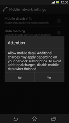 Sony C6603 Xperia Z - Internet - Manual configuration - Step 7