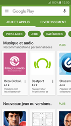 Samsung Samsung G920 Galaxy S6 (Android M) - Applications - Télécharger des applications - Étape 5