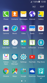 Samsung Galaxy A8 - Applications - How to uninstall an app - Step 3