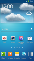 Samsung Galaxy S 4 LTE - Applications - How to check for app-updates - Step 1