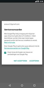 Nokia 7 Plus - Applicaties - Account instellen - Stap 18