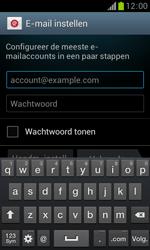 Samsung S7560 Galaxy Trend - e-mail - handmatig instellen - stap 5