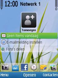 Nokia 6700 slide - netwerk en bereik - gebruik in binnen- en buitenland - stap 12