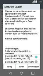 LG Spirit (H420F) - Software updaten - Update installeren - Stap 12