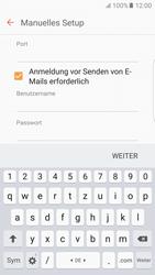 Samsung Galaxy S6 Edge - E-Mail - Konto einrichten - 1 / 1