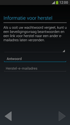 Samsung G386F Galaxy Core LTE - Applicaties - Account aanmaken - Stap 14