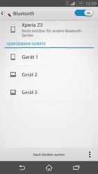 Sony Xperia Z3 - Bluetooth - Geräte koppeln - 1 / 1