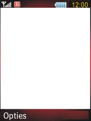 Samsung S5550 Chester - Internet - Hoe te internetten - Stap 14