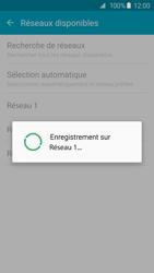 Samsung Galaxy S6 - Réseau - Sélection manuelle du réseau - Étape 8