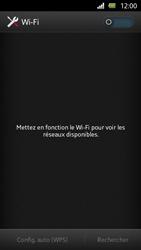 Sony Xperia U - WiFi - Configuration du WiFi - Étape 5