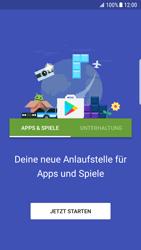 Samsung Galaxy S7 Edge - Android N - Apps - Einrichten des App Stores - Schritt 18