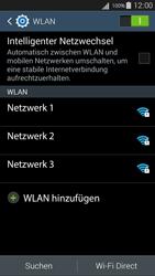 Samsung I9301i Galaxy S III Neo - WLAN - Manuelle Konfiguration - Schritt 6