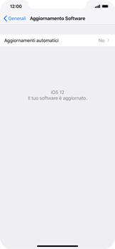 Apple iPhone XR - Software - Installazione degli aggiornamenti software - Fase 8