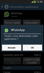 Samsung Galaxy Ace 3 - Applications - Supprimer une application - Étape 8
