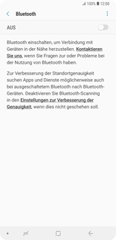 Samsung Galaxy Note9 - Bluetooth - Geräte koppeln - Schritt 9