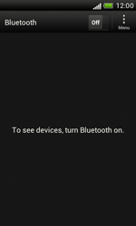 HTC Desire X - Bluetooth - Connecting devices - Step 6