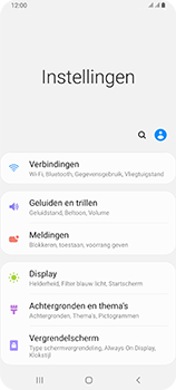 Samsung Galaxy A80 - wifi - schakel Wi-Fi Assistentie uit - stap 5