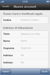 Apple iPhone 4 - Applicazioni - Configurazione del negozio applicazioni - Fase 14