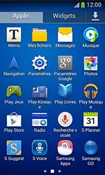 Samsung Galaxy S3 Lite (I8200) - Wifi - configuration manuelle - Étape 2