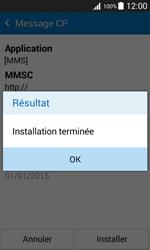 Samsung G388F Galaxy Xcover 3 - MMS - Configuration automatique - Étape 7