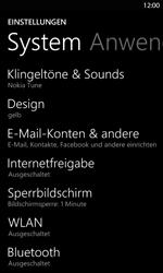 Nokia Lumia 820 LTE - WLAN - Manuelle Konfiguration - Schritt 4