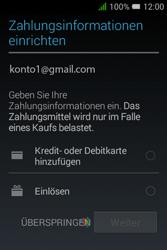 Alcatel OT-4009D Pixi 3 (3.5) - Apps - Konto anlegen und einrichten - Schritt 18