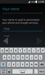 Samsung G357 Galaxy Ace 4 - Applications - Create an account - Step 5
