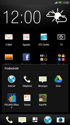 HTC One Max - SMS - configuration manuelle - Étape 4