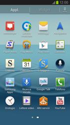 Samsung Galaxy S III LTE - Applicazioni - Configurazione del negozio applicazioni - Fase 3