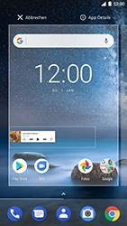 Nokia 8 - Startanleitung - Installieren von Widgets und Apps auf der Startseite - Schritt 5