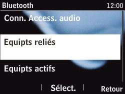 Nokia Asha 201 - Bluetooth - connexion Bluetooth - Étape 9