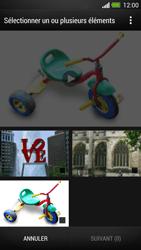 HTC One - Photos, vidéos, musique - Envoyer une photo via Bluetooth - Étape 10