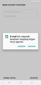 Samsung Galaxy J6 Plus - e-mail - handmatig instellen - stap 13