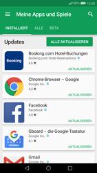 Huawei P10 - Apps - Nach App-Updates suchen - Schritt 6