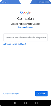 Huawei P20 - Android Pie - E-mail - 032a. Email wizard - Gmail - Étape 8