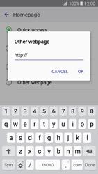 Samsung A310F Galaxy A3 (2016) - Internet - Manual configuration - Step 24