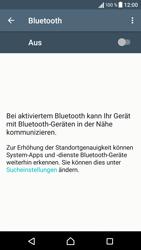 Sony Xperia XA - Bluetooth - Verbinden von Geräten - Schritt 5