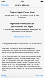 Apple iPhone 6 iOS 8 - Applicaties - Account aanmaken - Stap 11