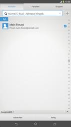 Sony Xperia Z Ultra LTE - E-Mail - E-Mail versenden - 0 / 0