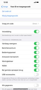 Apple iPhone 11 - Beveiliging - stel in of wijzig pincode voor je toestel - Stap 8